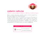 codamin-radicular-info